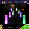 Decorative Furniture Color Changing Illuminated LED Pillar