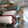 2880mm Toilet Paper Making Machine Raw Material: 100%Recycle Paper