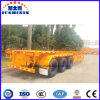 China 40FT Tri Axle 45t Skeleton Container Semi Trailer for Promotion