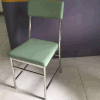 Upholstery Stainless Steel Dining Chair