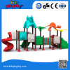 Kids Anti-Hurt Outdoor Playground Slide Set