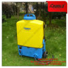 Ce Certificate 18L Garden Battery Sprayer with Wheels