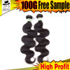 6A Indian Human Hair Weft Body Weaving Hot Selling