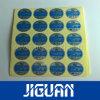 Silk Screen Printed Custom Logo Weatherproof Sticker