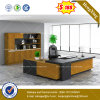 Modern MFC Laminated MDF Wooden Office Table (HX-8NE035C)