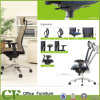 Adjustable High Back Rotating Revolving Fabric Executive Chair with Headrest
