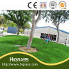 PE Monofilament Artificial Carpet and Garden Synthetic Grass