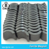 Wet Pressing High Grade Ferrite Magnet for Motor