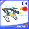 Alignment Scissor Lift Rental Trailer Dk-35