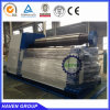 W12S-16X3000 4 Roller Steel Plate Bending and Rolling Machine