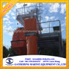 55 Persons Totally Enclosed Lifeboat with Offshore Platform Davit