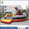 Hot Racing and Climbing Obstacles Outdoor Inflatable Obstacle Course for Kids