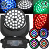 RGBW 4 in 1 LED Moving Head Light