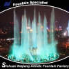 Shopping Mall Circular Music Dancing Fountain with LED Colorful Lighting