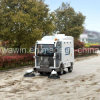 Durable High Performance Electric Road Sweeper Truck