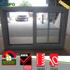 Hot Sales Economic Double Panes PVC Windows with Grills Inside