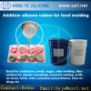Addition Silicone Rubber for Sugar Mould Making