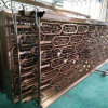 Partition to Exterior Wall Solid/Hollow Screen/Perforated /Hollow Carved Screen Customized Design
