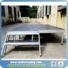 Outdoor Concert Stage with Adjustable Anti-Rust Legs for Sale
