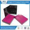 Custom Glossy Lamination Lipstick Packaging Magnetic Box with Flip Lid Wholesale