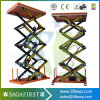 3000kg 4000kg 5000kg Hydraulic Scissor Electric Truck Lift Table