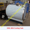 High Quality Bulk Milk Chiller Tank for Dairy Farm
