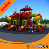 Plastic Tube Slide Outdoor Playground Equipment