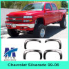 Auto Parts Truck Fender Flares for Chevrolet Silverado