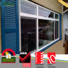 Aluminum Shutter Window, PVC Hurricane Impact Windows, Louver Shutter