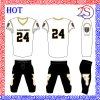 Custom Fully Spandex Intergrated Sublimated American Football Shirt