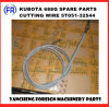 Kubota DC60 Parts Cutting Wire