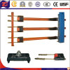 Dhb Copper Conductor Powerail / Flexible Seamless Busbar System