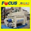 Js1500 1500L Twin Shaft Concrete Mixer