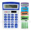 8 Digits Dual Power Mini Size Colorful Desktop Calculator (LC276)