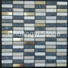 Marble and Granite Stone Mosaic Tile for Home Decoration