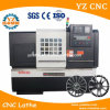 Top1 Supplier Automatic CNC Lathe Alloy Wheel Repair Machine