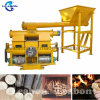 Piston Type Automatic Biomass Briquette Press Making Machine for Sale