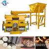 Piston Type Automatic Biomass Briquette Press Making Machine for Sale