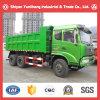 Tri-Ring 6X4 26t 10 Wheel Dump Truck Capacity