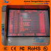 P7.62 Single Color LED Sign Board for Advertising