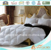 Solid Color Down Quilt White Goose Feather and Down Duvet