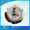 Cheap Customized Metal Purse Hook for Souvenir/Promotion Gift with Any Logo Design