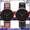 Yxl-010 Custom Dw Women and Men Watch, Cheap Dw Watch Design, Super Slim Leather Dw Watch