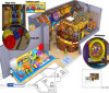 Cheer Amusement Pirate  Indoor Playground Fitness Equipment for Kids