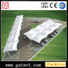 Outdoor Q235 Steel Structure Car Parking Shading Tent