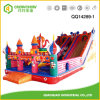 Castle Inflatable Childern Toy for Amusement Park with Slide