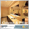 Round Marble Columns Marble Column and Pillars for Decoration