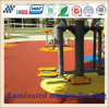 China Supply Anti-Slip Crossfit Gym EPDM Rubber Flooring