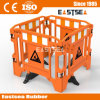 Work Gate Barricade Plastic Manhole Work Gate Barrier