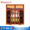 America Standard Windproof Aluminum Outward Opening Window with Mosquito Net